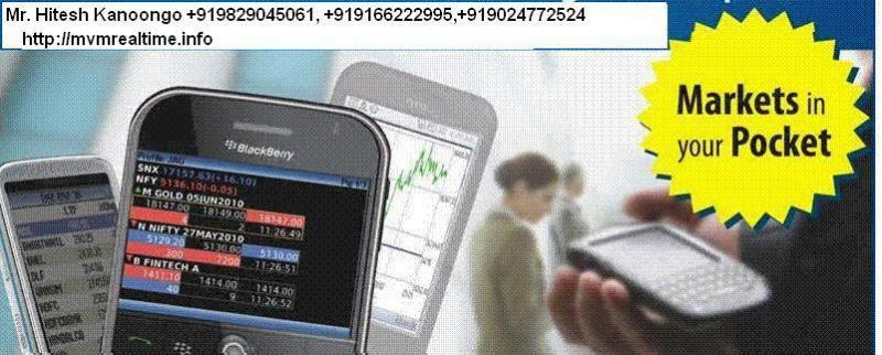 LIVE COMMODITY OR EQUITY MARKET ON YOUR POCKET